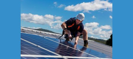 Tonga building south Pacific's biggest solar farm
