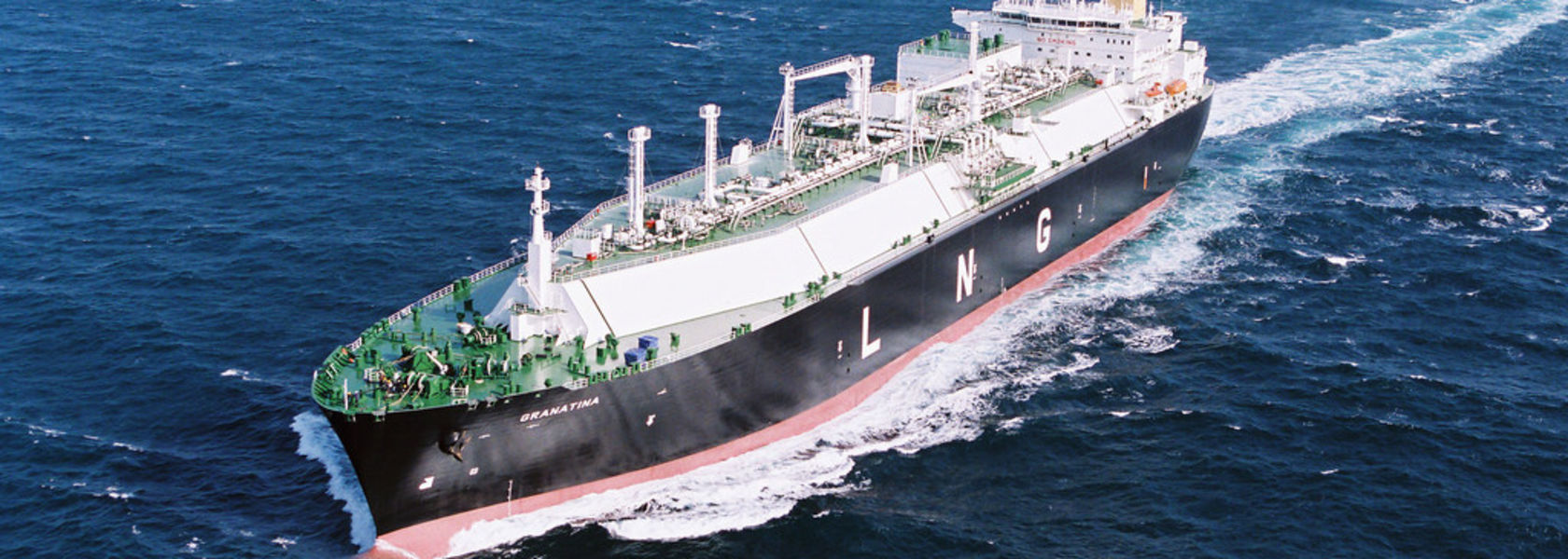 China world's largest LNG importer in December