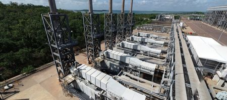 Northern Territory government cheers Darwin LNG battery project