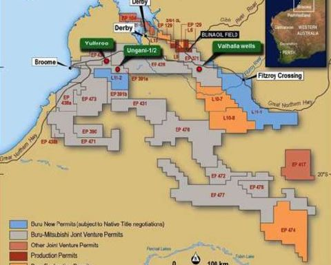 DMIRS drilling south Canning well to improve knowledge of frontier province