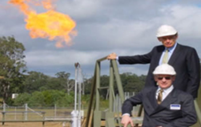 Sydney Gas totally committed to CBM project