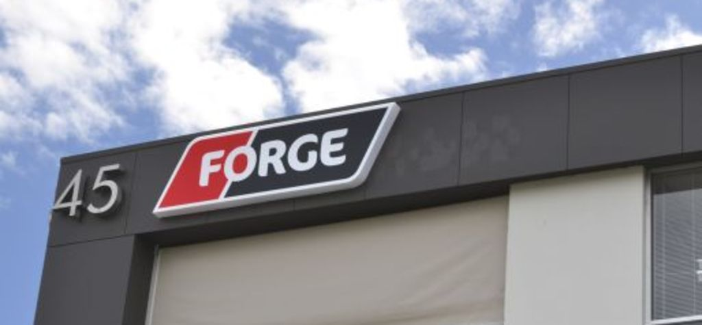 BlackRock buys and sells Forge