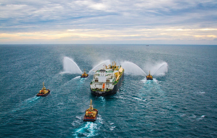 Oz LNG sees record-breaking December: EQ