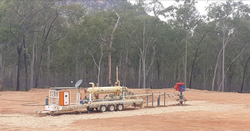 State Gas delighted by progress at QLD gas project