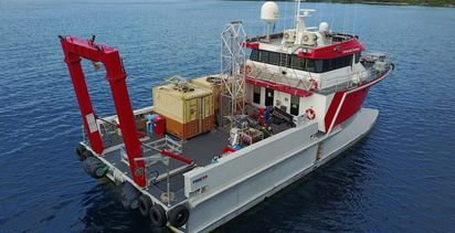 Ocean Infinity acquires stake in Guardian Geomatics