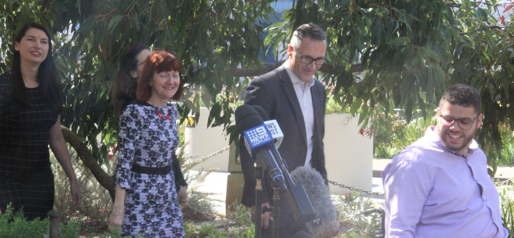Greens plan to kill gas with carbon tax