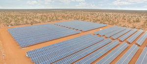 Merredin solar farm starts sending power to the grid