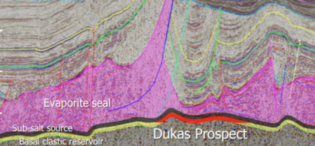 Dukas-1 now drilling ahead after mechanical issues fixed