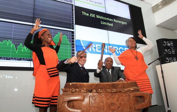 South African helium developer trades on ASX