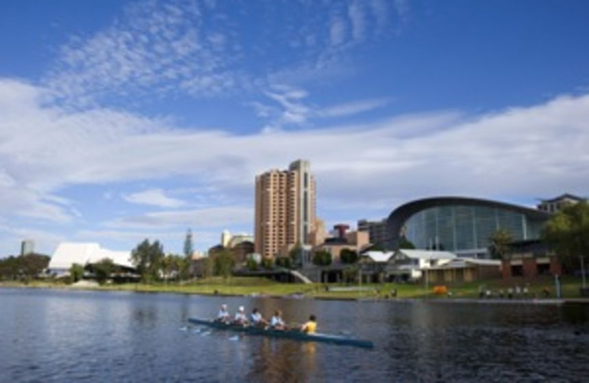 Santos and University of Adelaide team up for Indigenous engineering camp