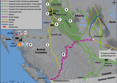 Calima betting A$72B Canadian pipe and LNG spend to double Montney capacity