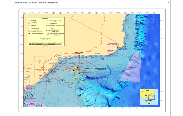 SGH Energy to drill well in Longtom gas field