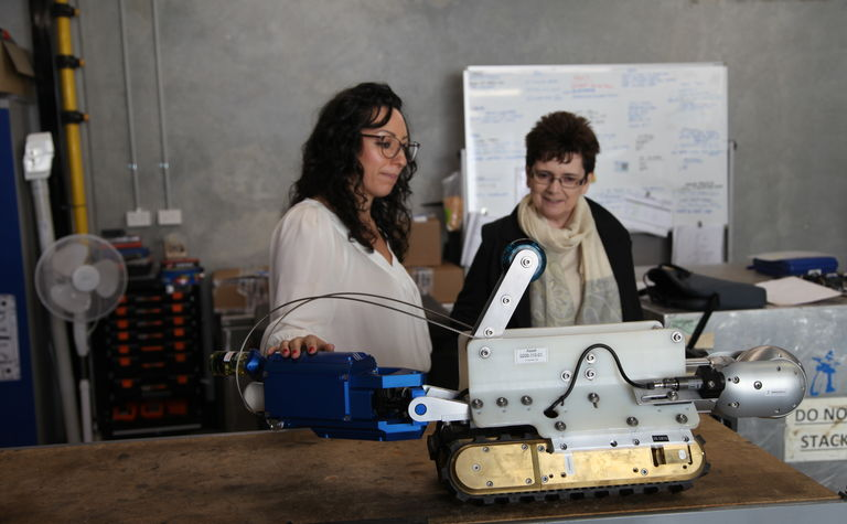 Nexxis and UWA collaborate for robotics development