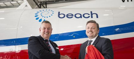 Beach becomes major sponsor of RFDS