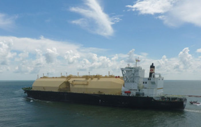 First cargo from Freeport LNG shipped