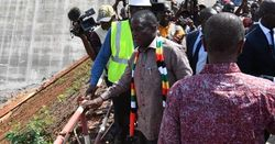 Zimbabwe president in war of words with local media over Invictus gas project