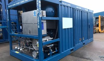 Eftech delivers new nitrogen pump to Australia