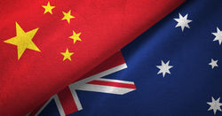 Oz commodity exports to China booming
