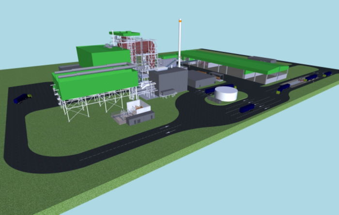 Waste-to-energy plant for Perth