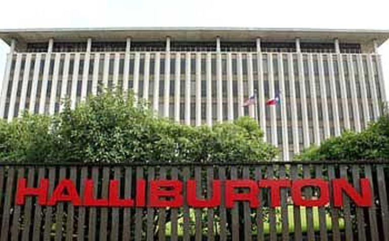Dialog brings in Halliburton