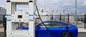 Toyota and BOC open H2 refuelling station in Victoria