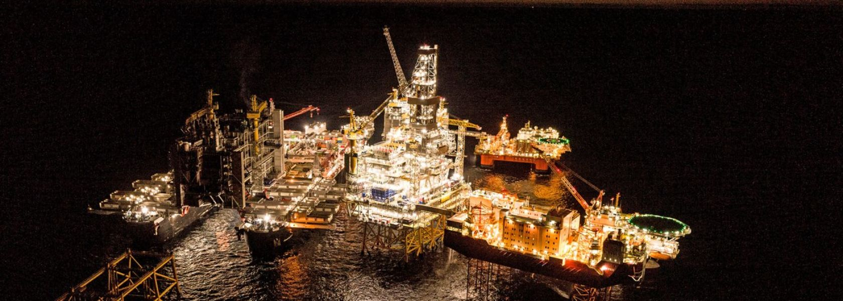 Equinor completes heaviest lift ever at Johan Sverdrup field