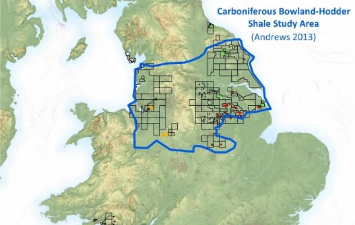 BGS outlines Wessex shale potential