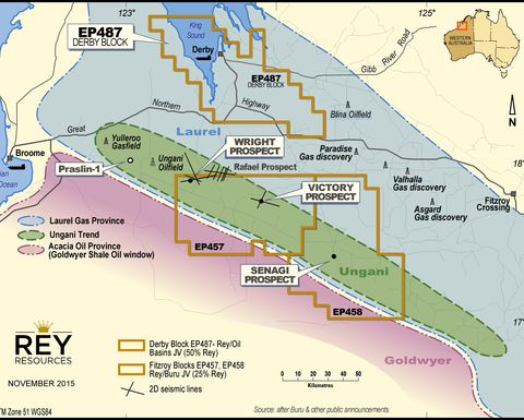 ENB Briefs: MEC Resources, Doriemus, Rey Resources