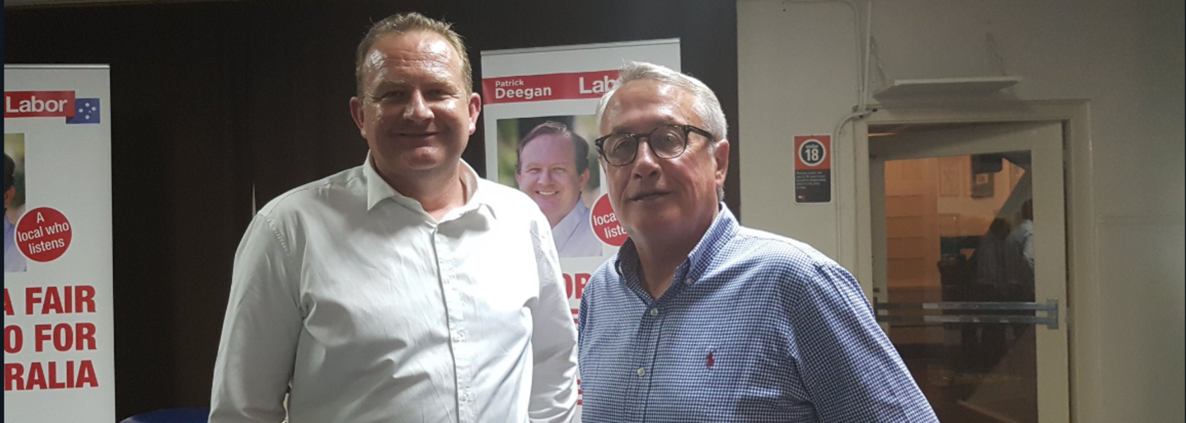 """I don't believe that CSG is safe anywhere in the country:"" Labor's Deegan"