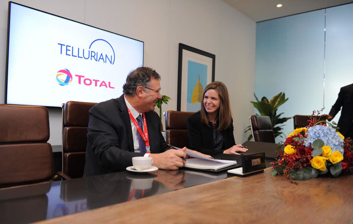Total commits equity for Driftwood LNG