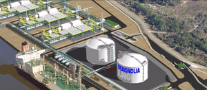 LNG Ltd wins US DOE approval to expand export capacity