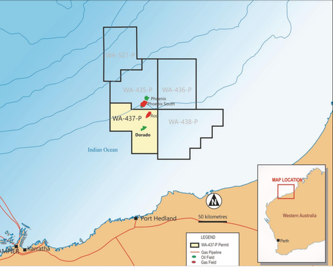 Carnarvon looks over new Dorado seismic