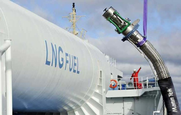Keppel to build Singapore's first LNG bunkering ship