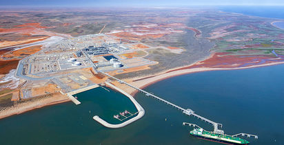 Chevron signs domgas agreement with BHP