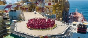 Shell ships first Prelude cargo