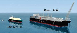 Another hurdle cleared for Abadi FLNG