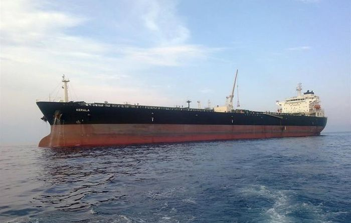 Tanker lost, suspected pirates