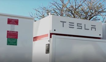Latest Tesla battery installed in Perth