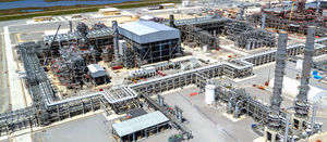 Cameron LNG reaches final commissioning stage