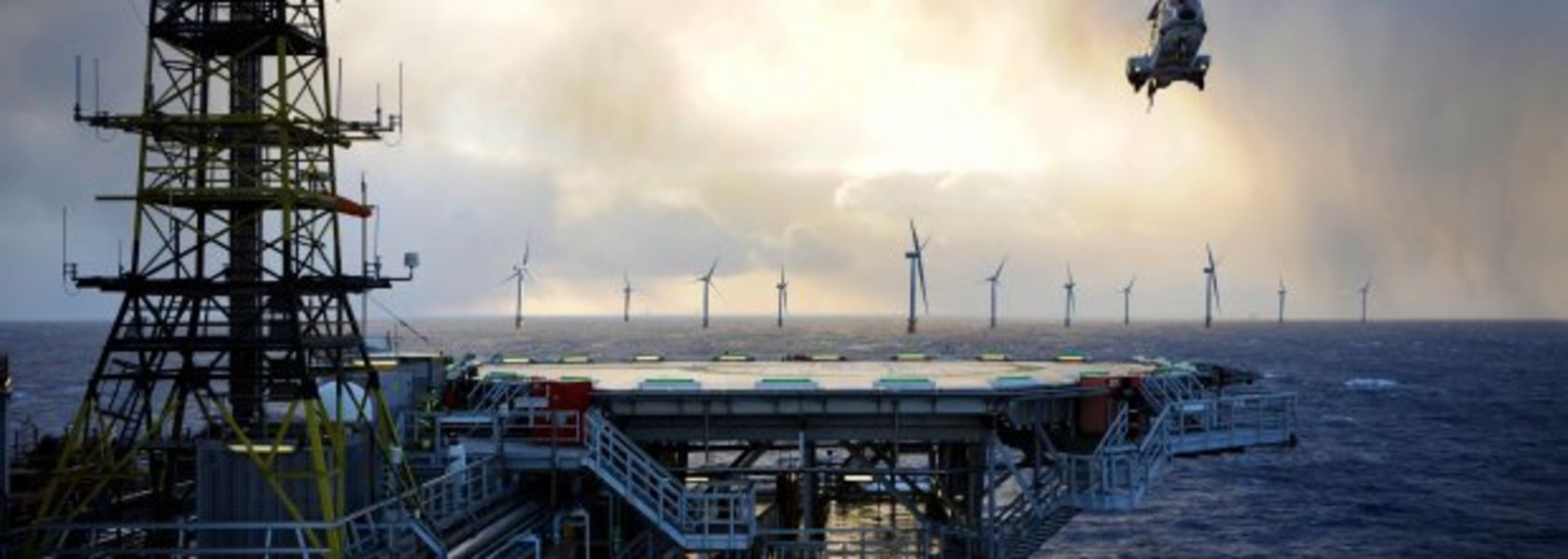Equinor contracting for Hywind development