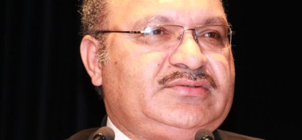 PNG's O'Neill takes aim at climate change