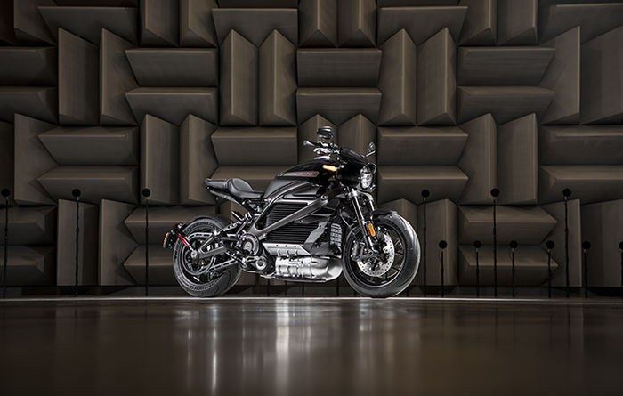 Harley joins the EV motorcycle market