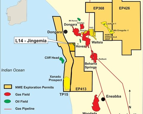 Jingemia technical review identifies four targets within L14