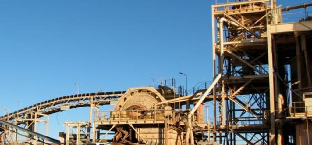 Zenith finishes construction of gas power at gold mine