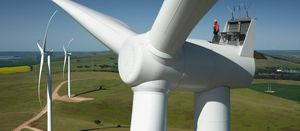 Tilt finishes up at NZ's largest wind farm