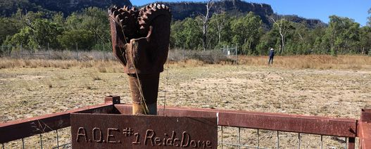 State Gas charges ahead at Reid's Dome