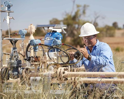 Santos farms into another big gas play in QLD