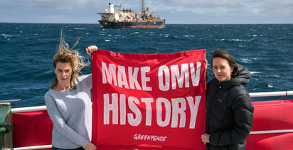 NZ EPA cracks under pressure from Greenpeace
