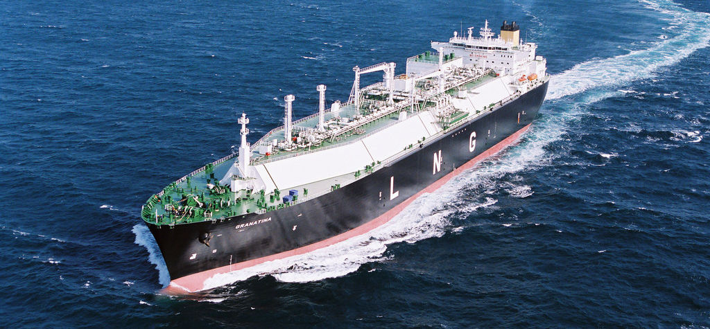 LNG shipping capacity not keeping up with supply, or demand