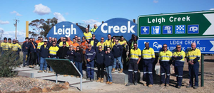 Leigh Creek faces eleventh hour legal challenge